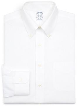 Brooks Brothers Basic Solid Non-Iron Dress Shirt