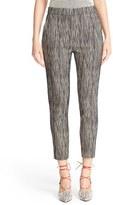 Max Mara Women's Aramis Stripe Stretch Cotton Pants