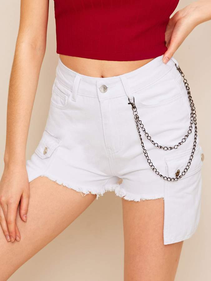 49a484f4cc Flap Pocket Shorts - ShopStyle
