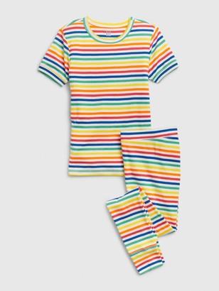 Gap Kids Rainbow PJ Set