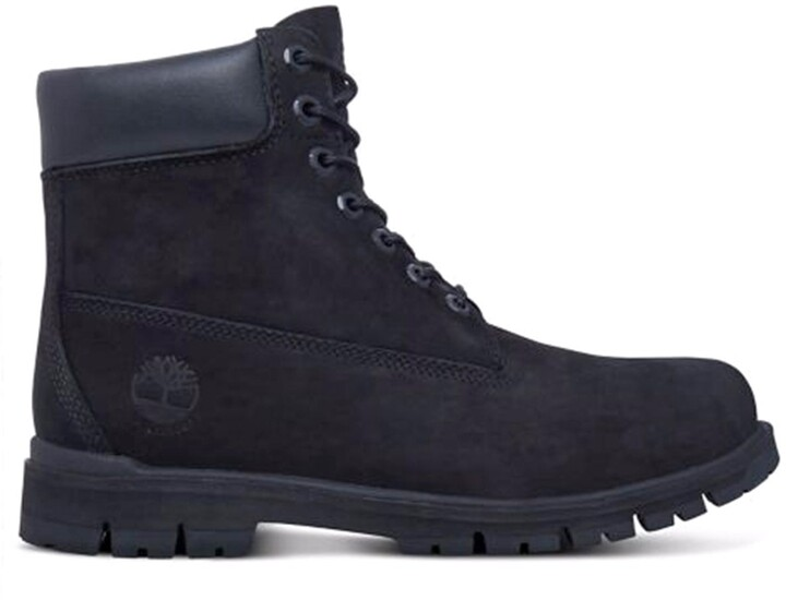 Mens Black Timberland Boots | Shop the