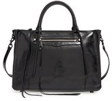 Rebecca Minkoff 'Regan' Satchel - Black