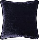 "Tracy Porter Tilda Solid Crushed Velvet 18"" Square Decorative Pillow"