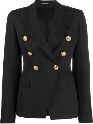 Tagliatore Jalicy double breasted blazer