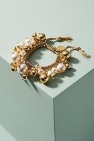 Venessa Arizaga Pearl Drop Bracelet