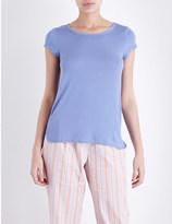 Calvin Klein Modal jersey pyjama top