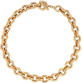 Ben-Amun Circle Chain-Link Necklace