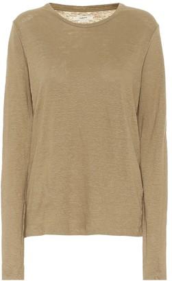 Etoile Isabel Marant Kaaron linen T-shirt