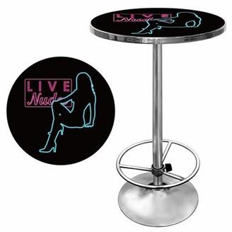 Trademark Global Shadow Babes D Series Pub Table