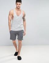 Diesel Lounge Shorts Regular Fit Gray