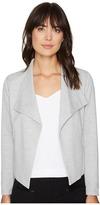 Calvin Klein Textured Flyaway Jacket Women's Coat