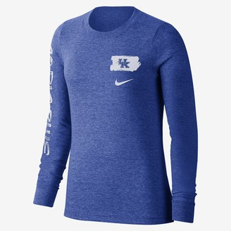 Nike Women's Long-Sleeve T-Shirt College (Kentucky)
