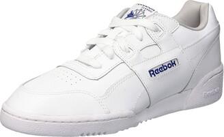 Reebok Unisex-Kid's Workout Plus Sneaker