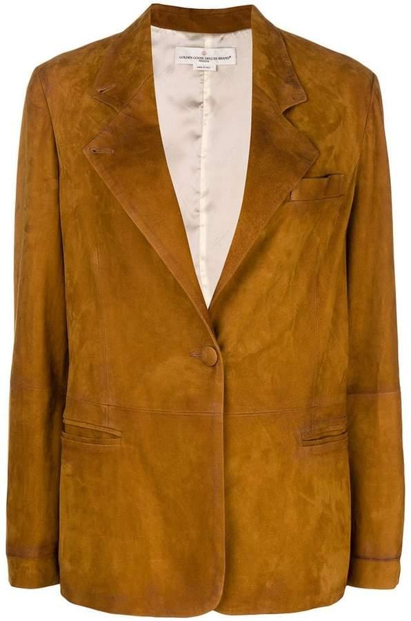 Golden Goose Ermada single-breasted jacket