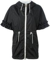 Fay drawstring hooded jacket - women - Polyamide - S