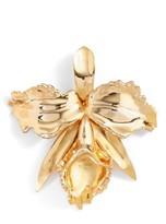 Oscar de la Renta Women's Orchid Brooch
