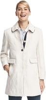 Draper James Adeline Jacquard Coat