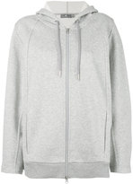adidas by Stella McCartney Essentials hoodie - women - Cotton/Organic Cotton/Polyester - XS