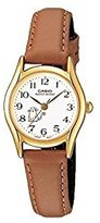 Casio Women's Core LTP1094Q-7B8 Leather Quartz Watch