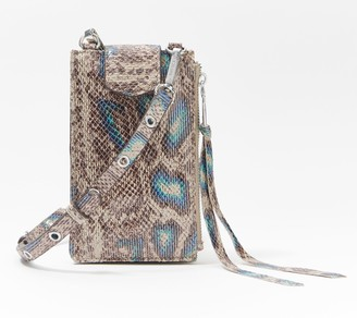 Aimee Kestenberg Leather Phone Crossbody - Out of Office
