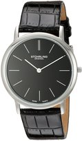 Stuhrling Original Men's Classic Ascot Slim Swiss Watch 601.33151