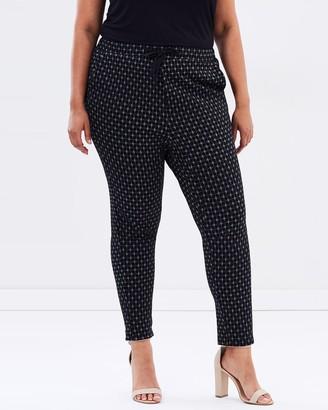 Advocado Plus Drop Crotch Pants