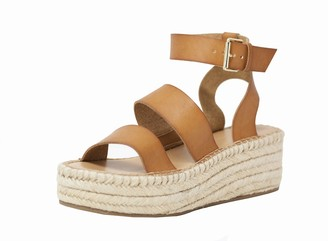 The Drop Women's Listilla Espadrille Flatform Ankle Strap Sandal