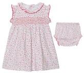 Kissy Kissy Pink Floral Frill Dress