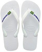 Havaianas Brazil Logo Flip Flop 43/44