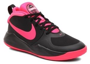 Nike Team Hustle D 9 Basketball Shoe - Kids'