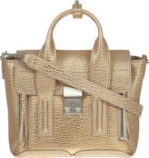 3.1 Phillip Lim Petite Pashli mini leather satchel