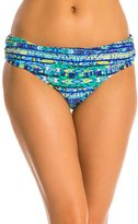 Jessica Simpson Totem Shirred Hipster Bikini Bottom 8132173