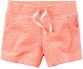 Carter's Terry Knit Cotton Shorts, Toddler Girls (2T-4T)