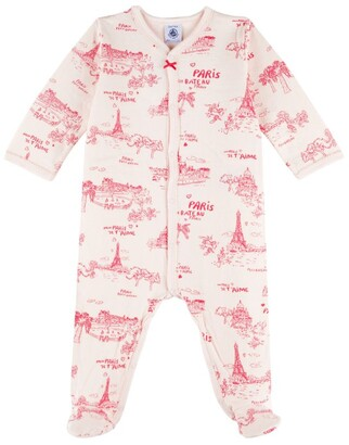 Petit Bateau Paris All-In-One (1-24 Months)