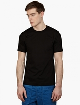 Comme Des Garcons Shirt Regular Black T-shirt