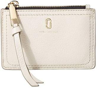 Marc Jacobs Top Zip Multi Wallet (Black) Wallet Handbags