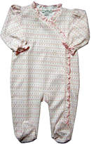 Kissy Kissy Baby-Girl Doll-House-Dreams Footie