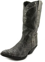 Durango Western Boots Womens Crush Punk Studded Snip Gray DRD0127