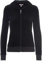 Juicy Couture Logo Velour Varsity Couture Robertson Jacket