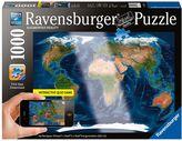 Ravensburger 1000-pc. Augmented Reality Satellite World Map Puzzle