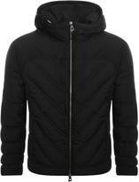 Versace Full Zip Jacket Black