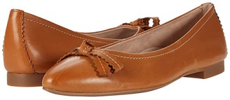 Paul Green Conner Flat (Cuoio Leather) Women's Shoes
