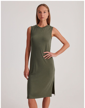 Miss Shop Relaxed Midi Dress