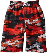Nike Tech Camo Volley Short (Big Kids)