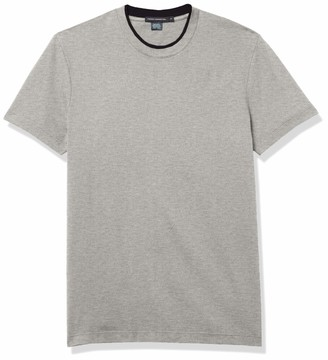 French Connection Men's Waffle Jersey Tee