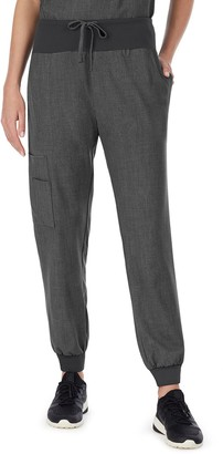 Cuddl Duds Women's Scrubs Jogger Pants With 3 Pockets