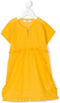 Nice Things Mini Ruffles dress - kids - Cotton - 6 yrs