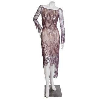 Bob Mackie Multicolour Dress for Women Vintage