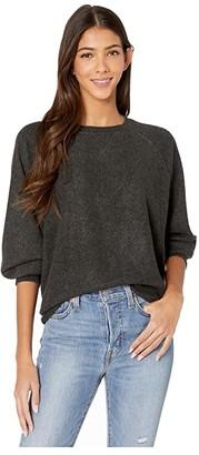 Billabong Carried Away Fleece (Blush) Women's Sweater