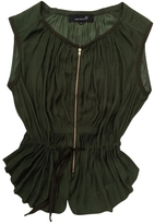 Isabel Marant Green Polyester Top